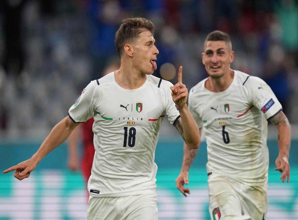 EURO 2020 BELGICA-ITALIA