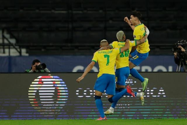COPA AMERICA BRASIL-CHILE