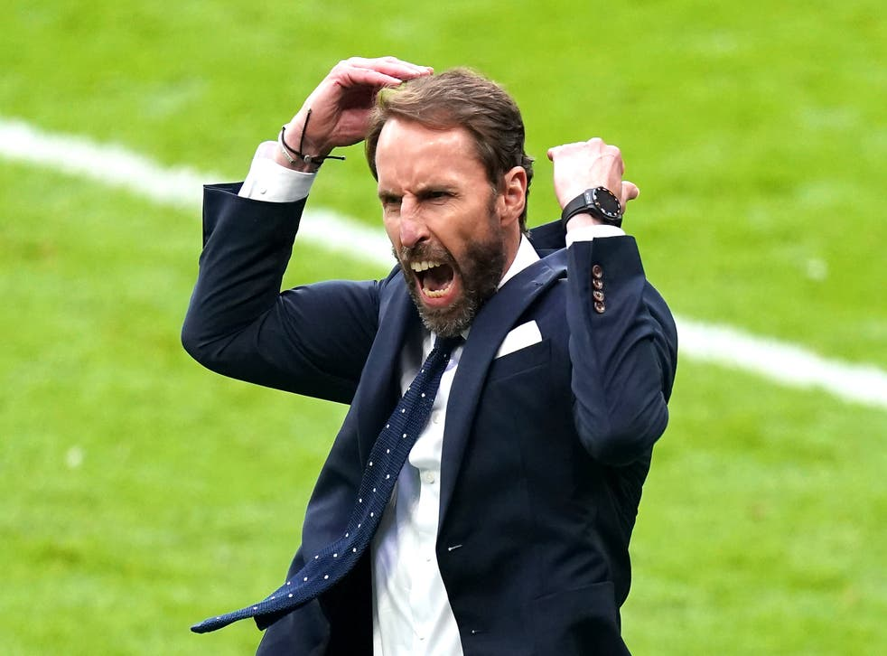 """Manager Gareth Southgate has challenged England to scale their """"Everest"""""""