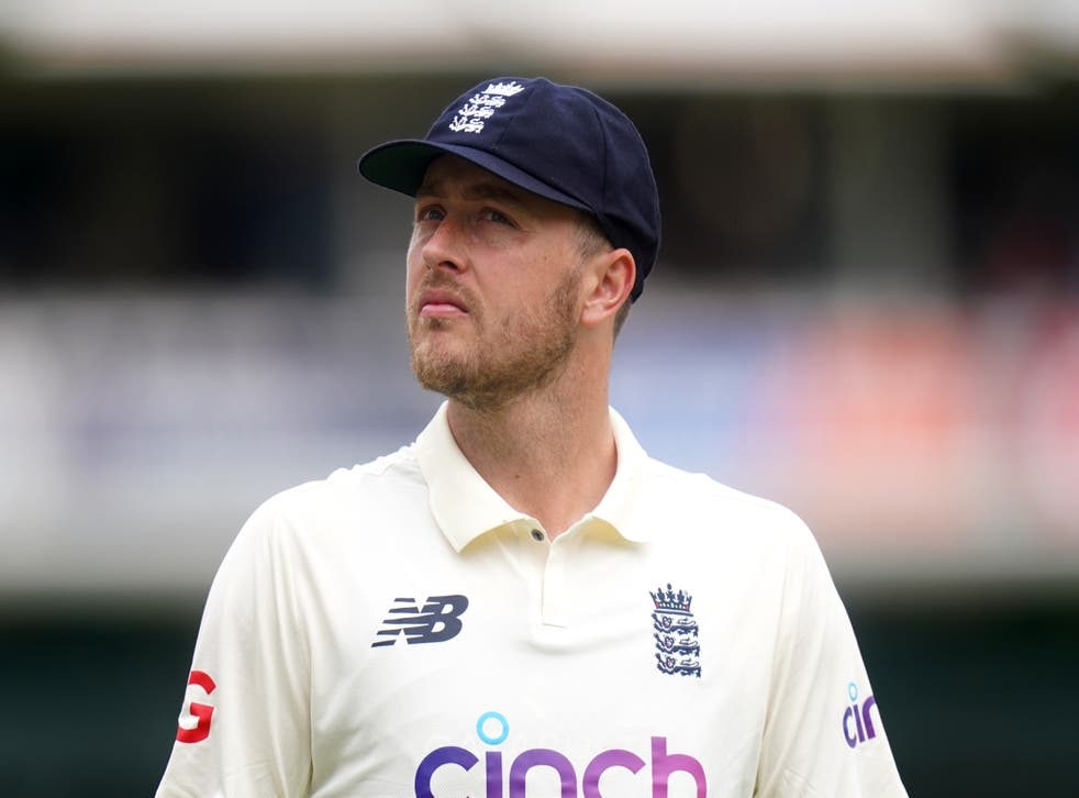 Ollie Robinson is free to resume playing cricket