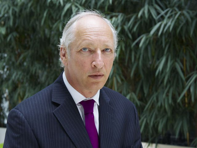 <p>Nigel Boardman, a former partner and current adviser at Slaughter and May</p>