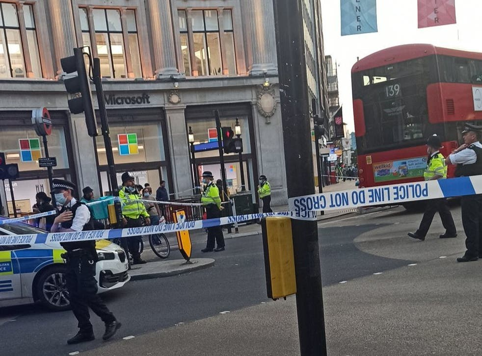 <p>The man was stabbed in what is believed to have been a random attack</p>