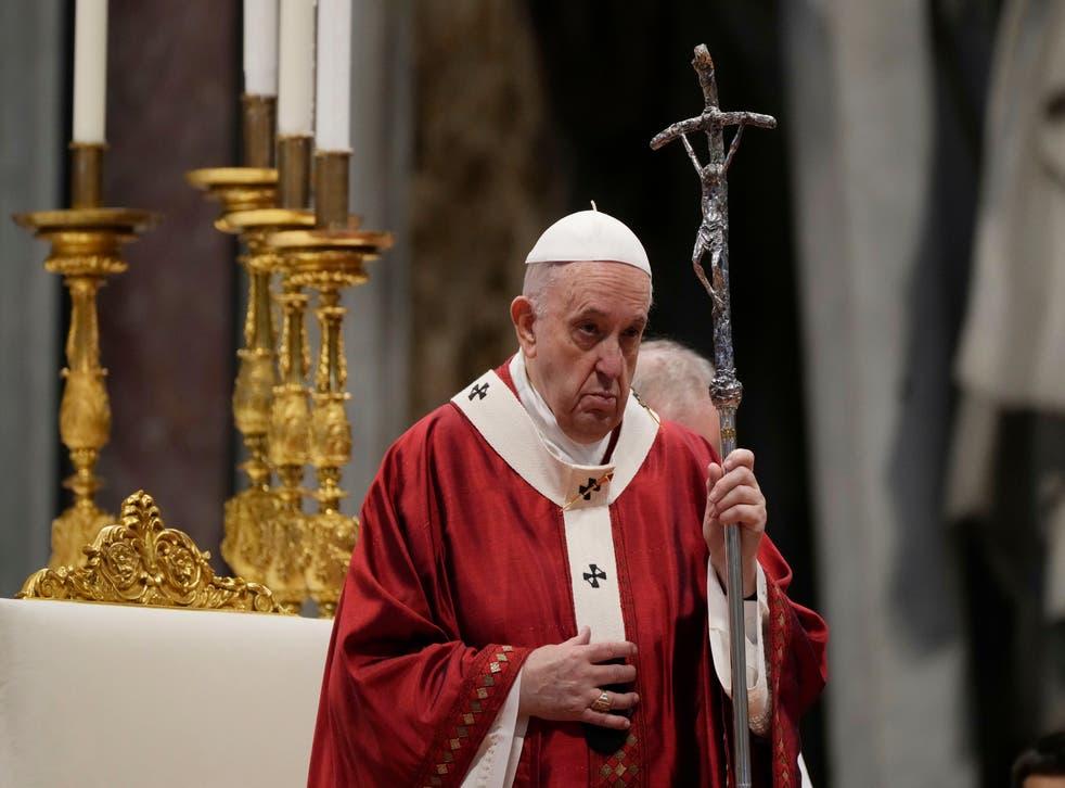 Vatican Scandal