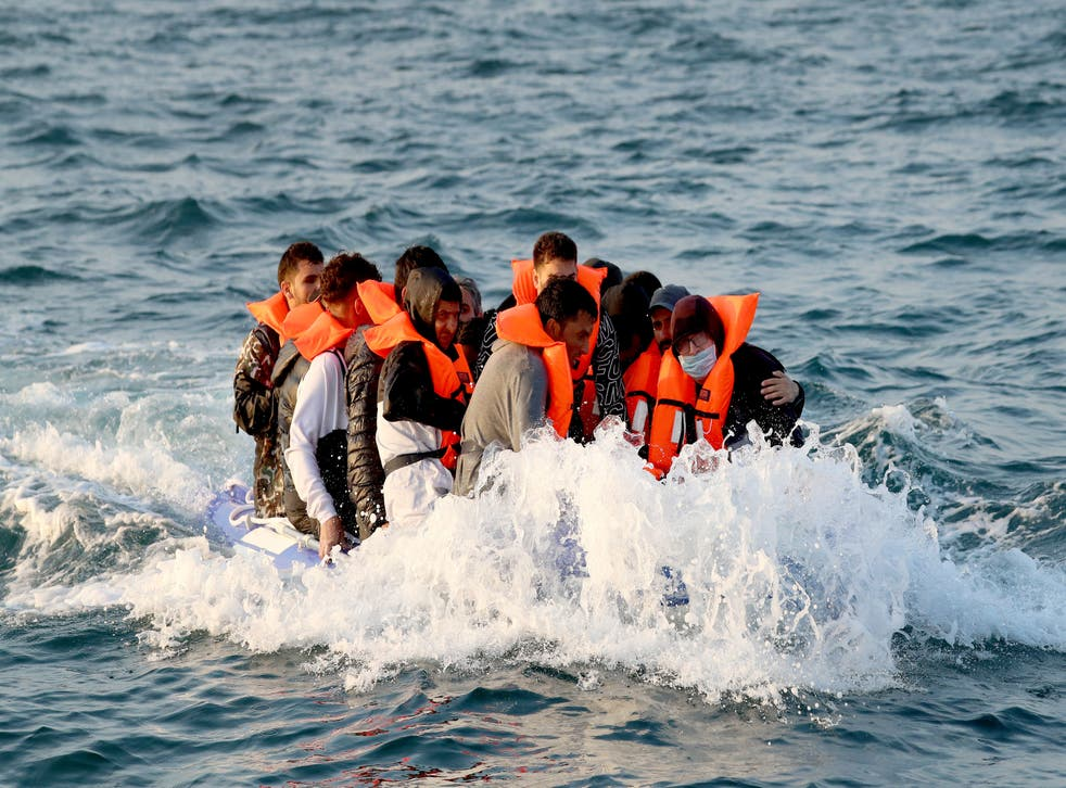 <p>Last year, at least 8,417 people made the journey across the English Channel in small boats</p>