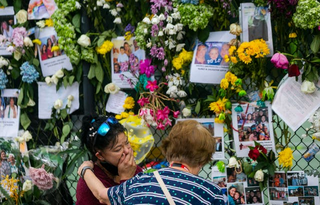 Building Collapse Miami Grief