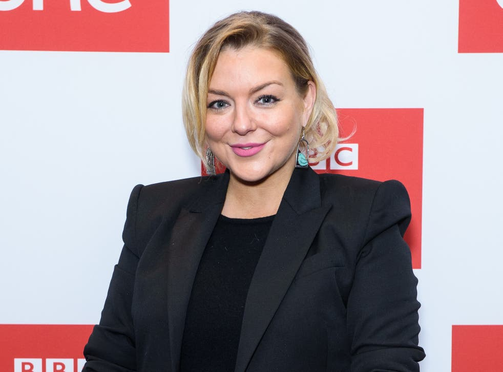 """<p>Sheridan Smith attends a photocall to launch the new BBC One drama """"Care"""" at BAFTA on 27 November 2018</p>"""