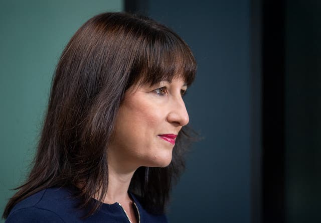 <p>Shadow chancellor Rachel Reeves</p>