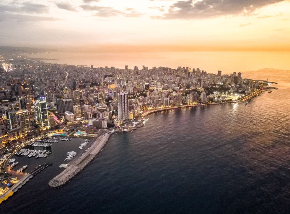 <p>Beirut – and the rest of Lebanon – is suffering through a financial crisis </p>