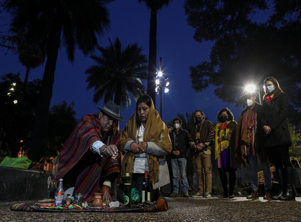CHILE-CONSTITUCION