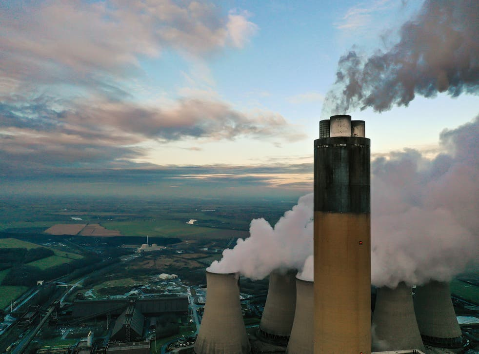 <p>Countries like the UK have made big promises about 'net zero' targets</p>