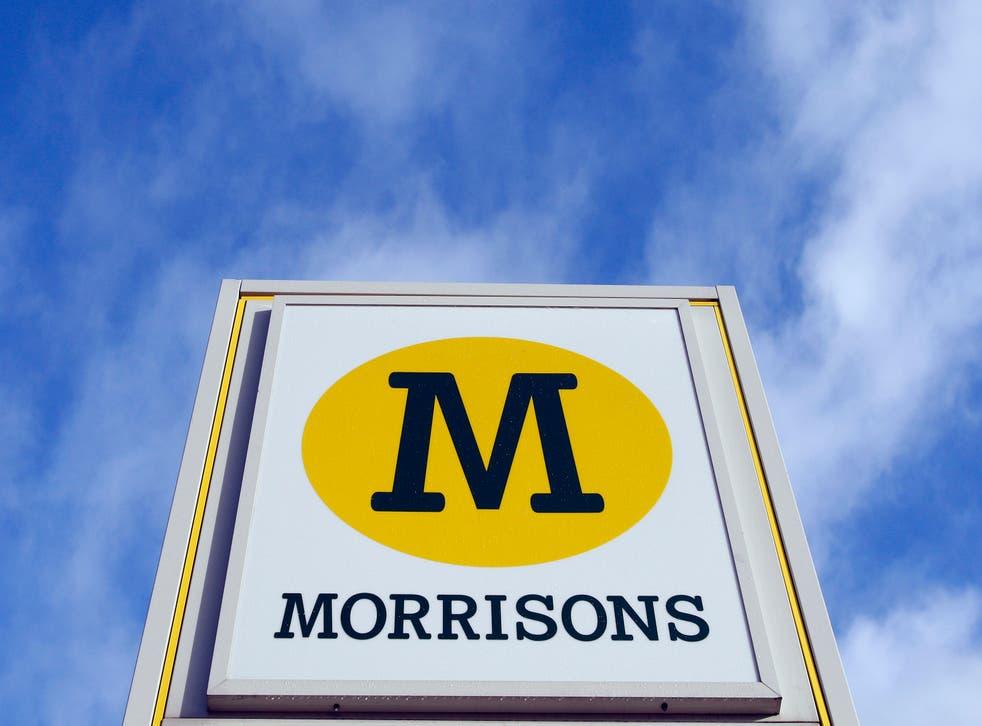 Britain Morrisons