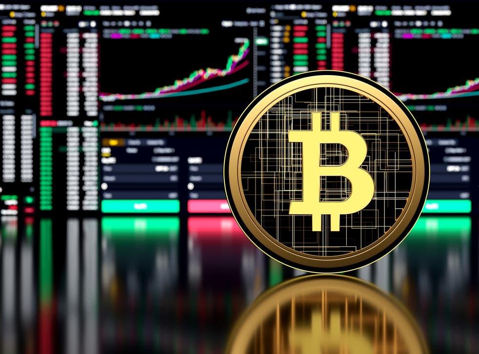 in bitcoin trading