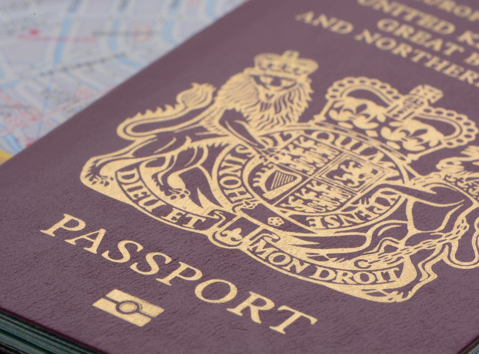 <p>British tourists must be aware of changes to rules when entering the EU with passports set to expire </p>