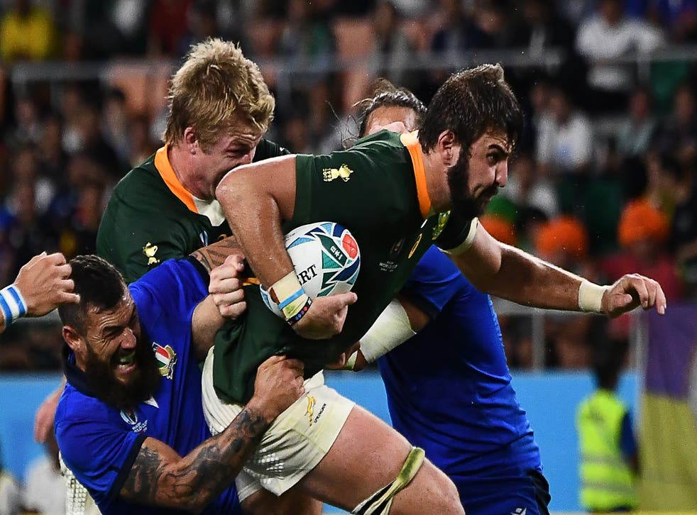 <p>Lood de Jager has tested positive for Covid-19</p>