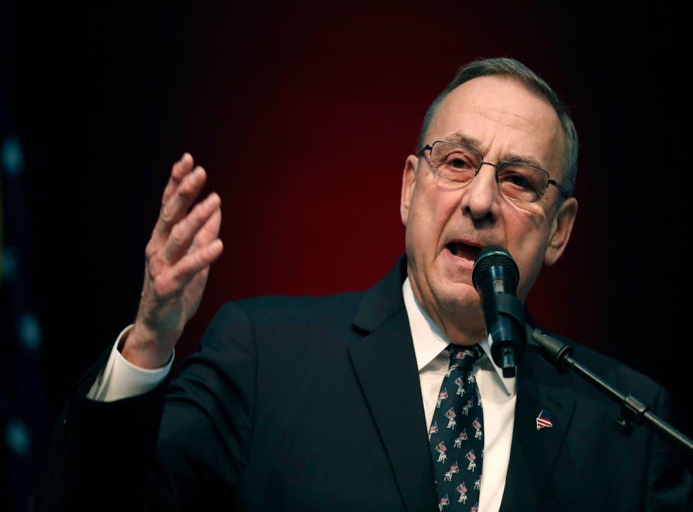 Election 2022 Maine Governor