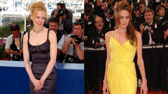 Nicole Kidman; Angelina Jolie