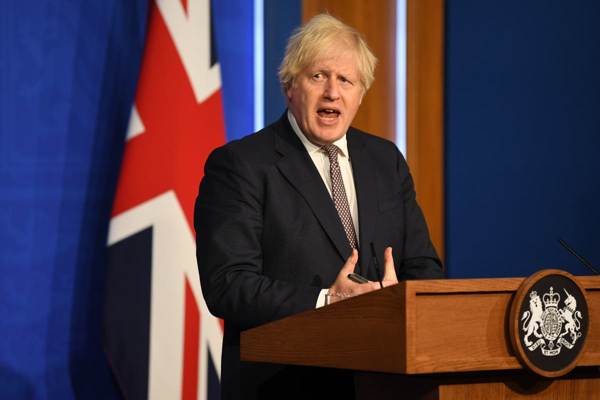 Reveal forecasts for serious illnesses and deaths from ending Covid restrictions, MPs tell Boris Johnson