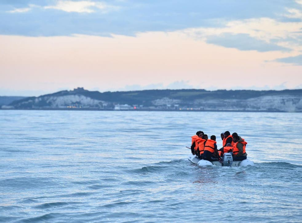 <p>Pushbacks have been widely condemned when adopted by EU states, with the UNHCR calling for a 'halt' to the practice earlier this year, branding it 'simply illegal'</p>