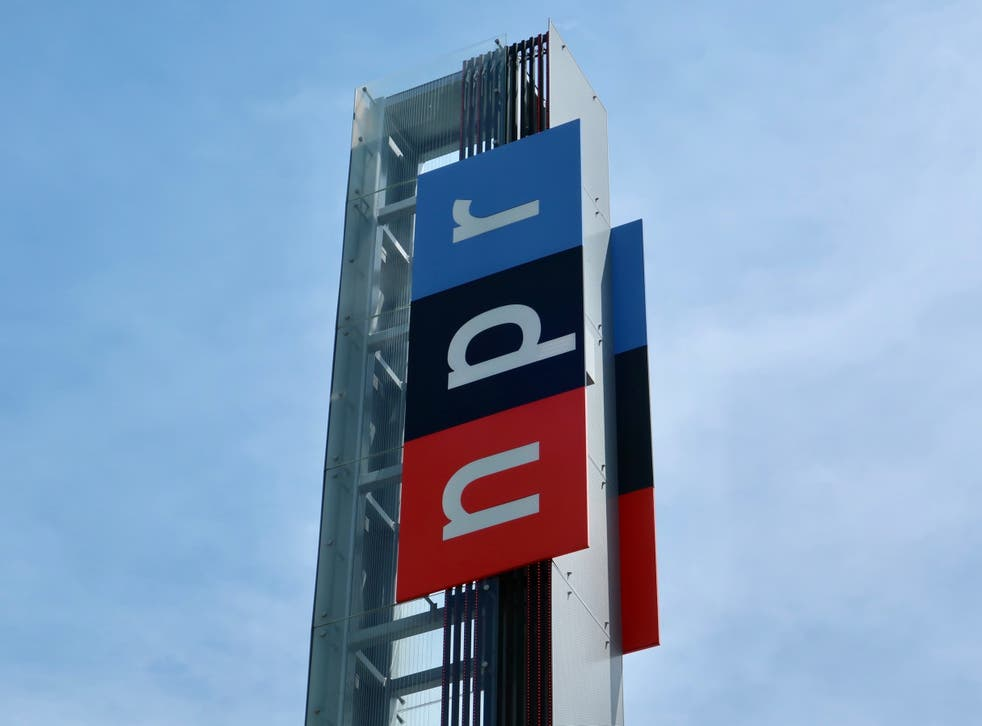 <p>NPR radio received criticism for a contextual reading of the Declaration of Independence </p>