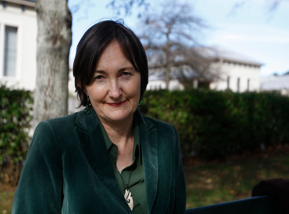 <p>File: University of Canterbury Professor Anne-Marie Brady in a picture taken on May 2018</p>