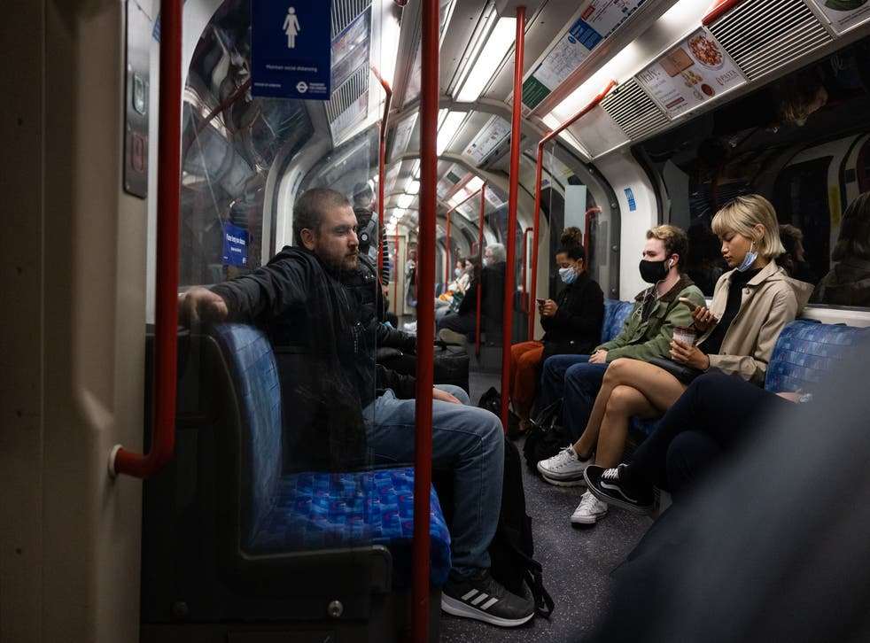 <p>Fancy sharing an underground carriage with mask free passengers on your way into the office? </p>