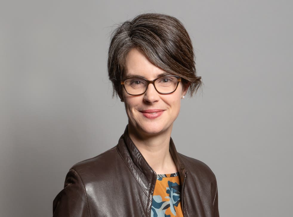 <p>Constitution Minister Chloe Smith: 'The two bills that I'm introducing are going to stand the test of time'</p>
