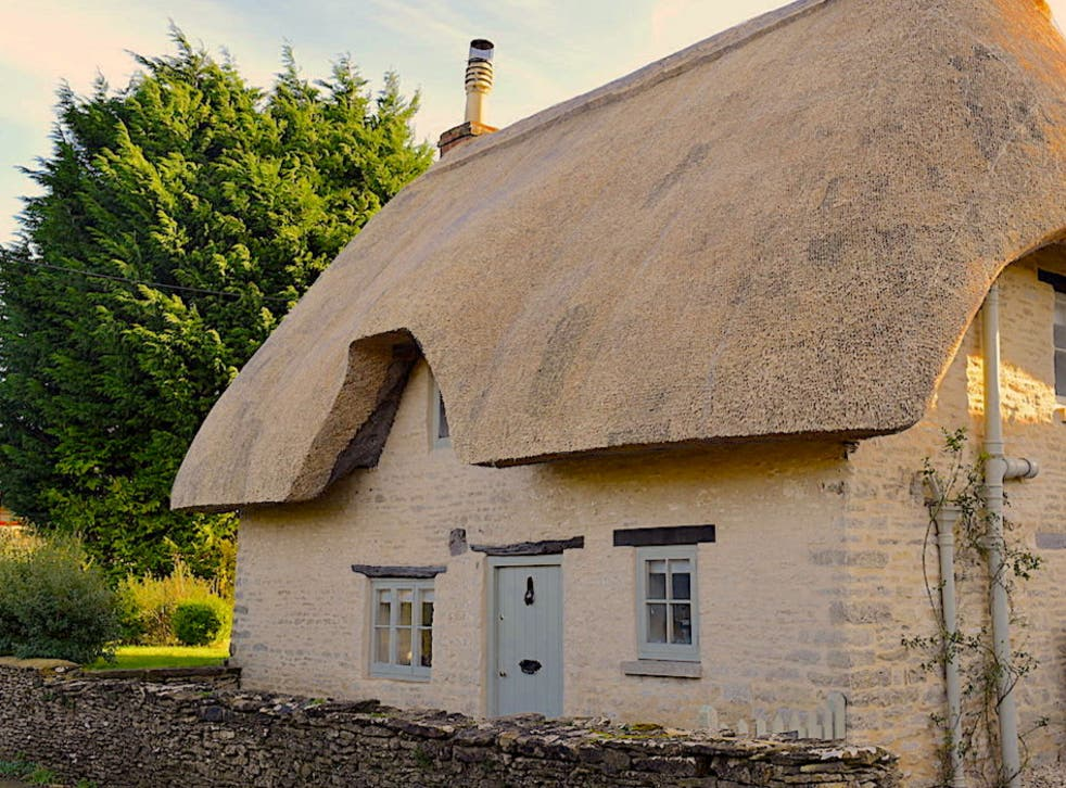 <p>Asphodel Cottage</p>