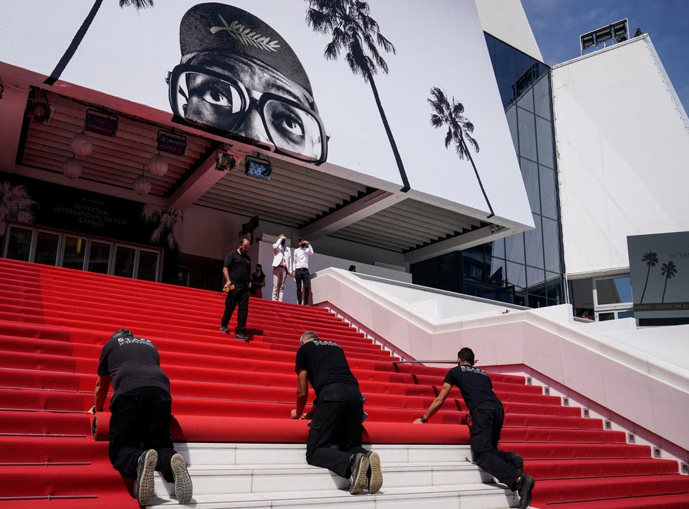France Cannes 2021 Red Carpet Roll Out