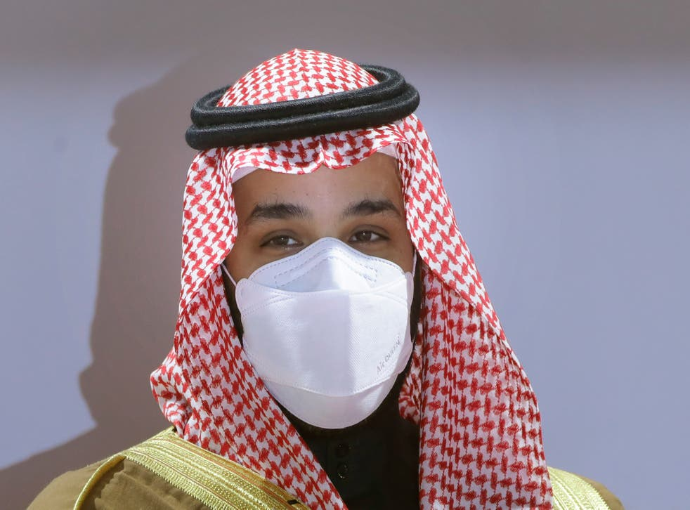 Biden Saudi Prince