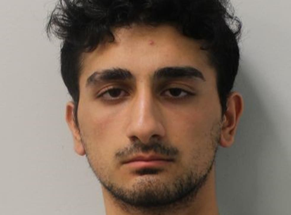<p>Danyal Hussein, 19, vowed to kill six women every six months.</p>