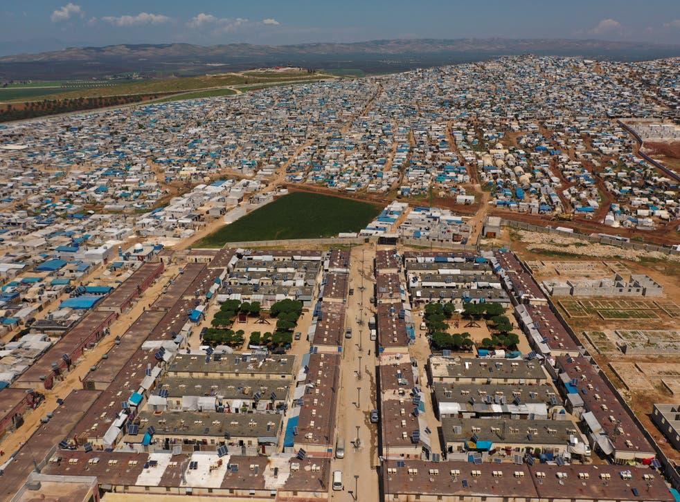 UN United Nations Syria Humanitarian Aid