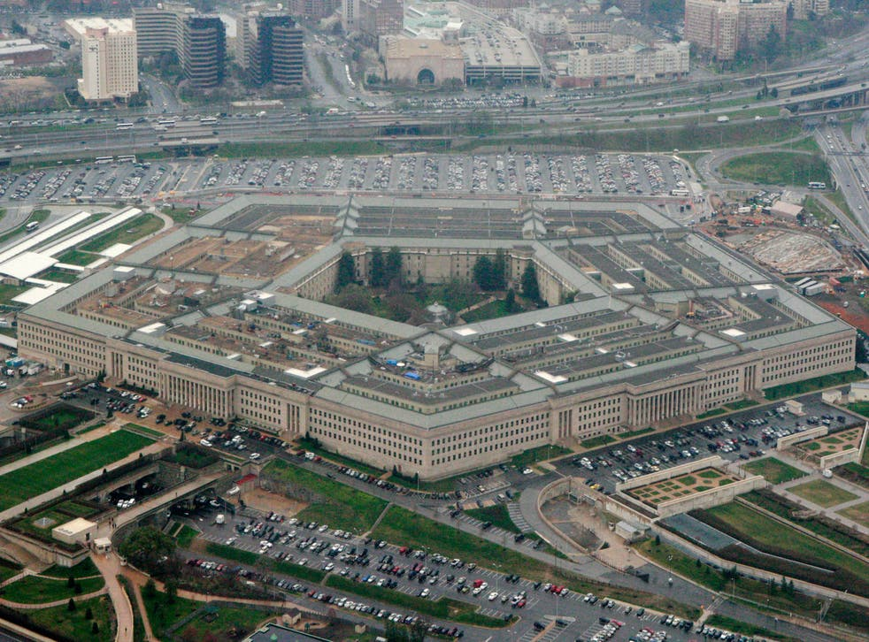 Pentagon JEDI Contract