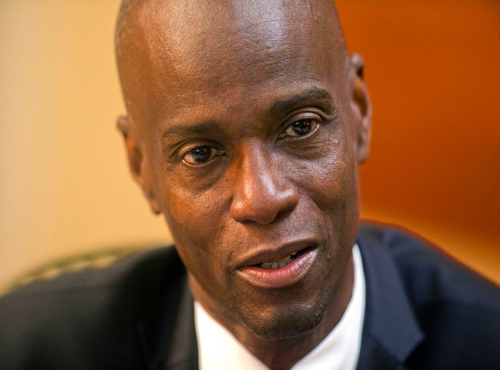 Jovenel Moïse, Haiti's embattled president, killed at 53 ...