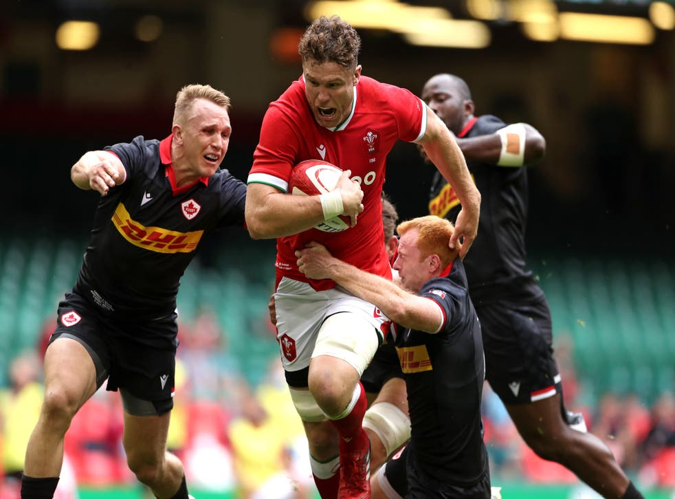 <p>Wales second-row forward Will Rowlands is relishing the physical challenge of Argentina</p>