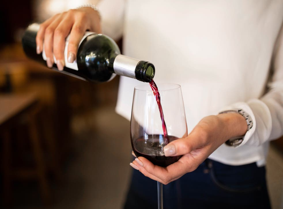 <p>Data has revealed that the pandemic has increased rates of drinking across the country</p>
