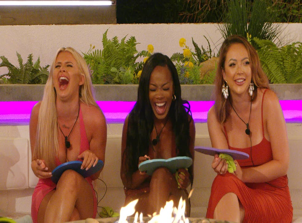 <p>ITV's 'Love Island' has long been linked to fast fashion brands </p>