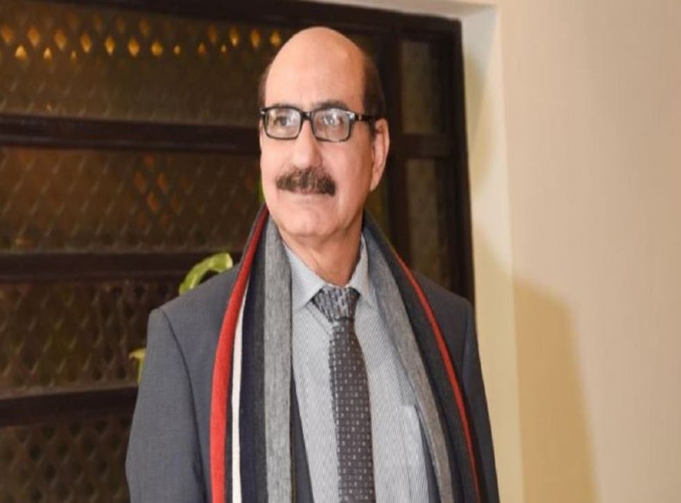 <p>Mohammad Anwar, 66,  was killed in Washington DC during a car hijacking</p>