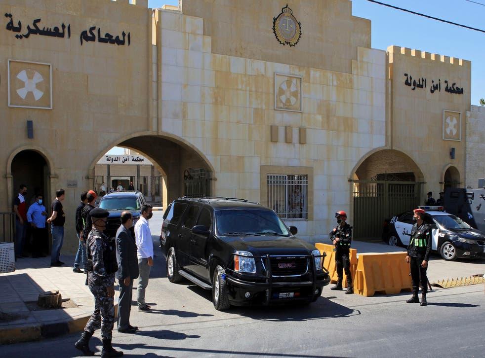 Jordan Royal Trial