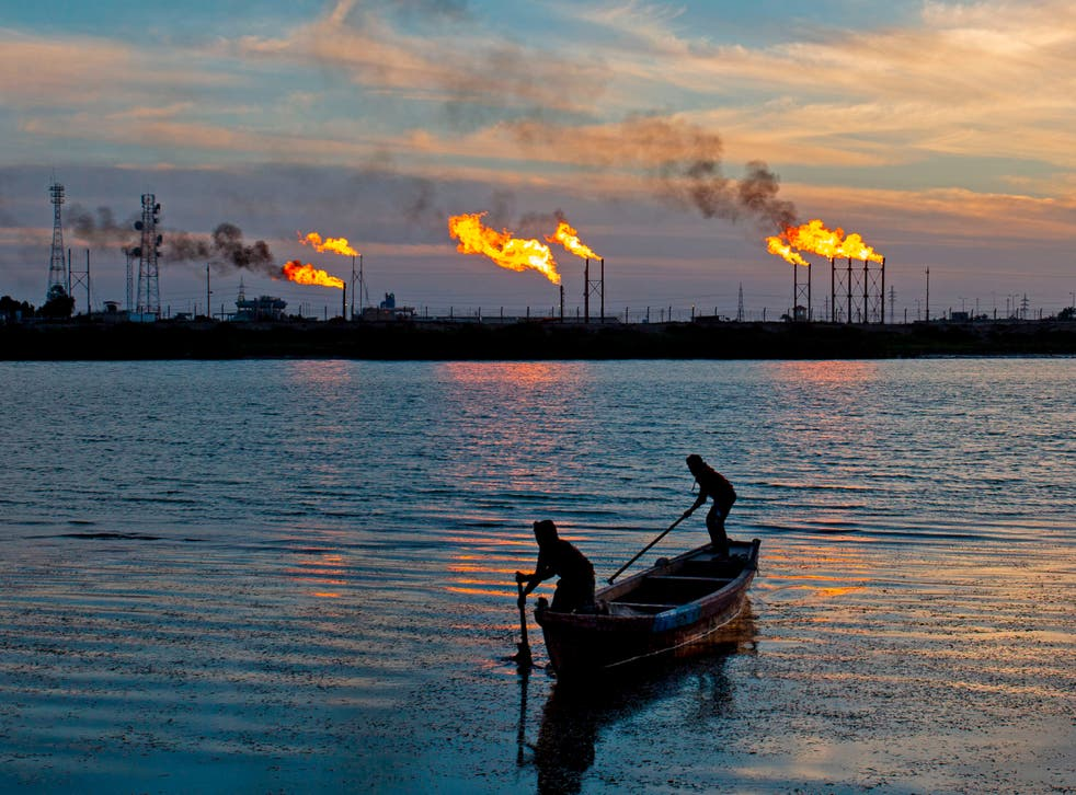 <p>Gas produces methane, which is even more damaging than carbon dioxide</p>