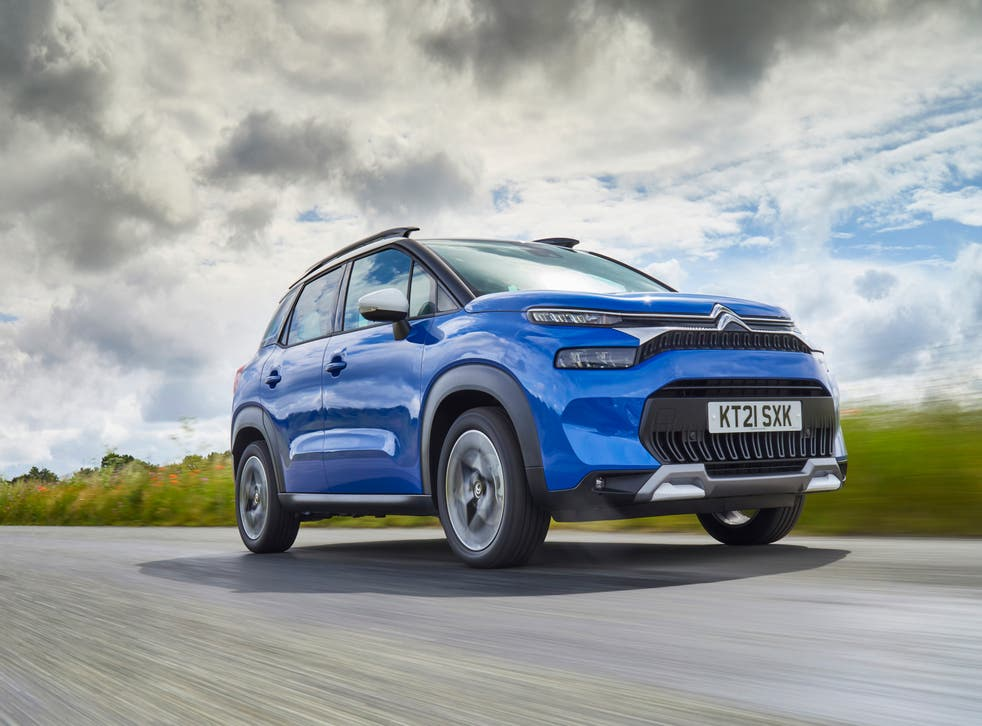 <p>Citroen's baby SUV looks a bit less Fisher Price these days</p>