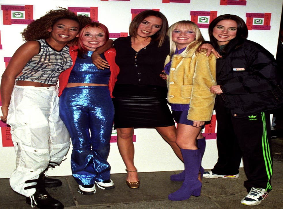 Lloyds Bank British Fashion Awards – The Spice Girls – London