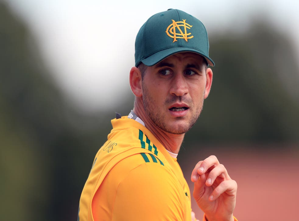Alex Hales has signed a contract extension with Nottinghamshire (Mike Egerton/PA)