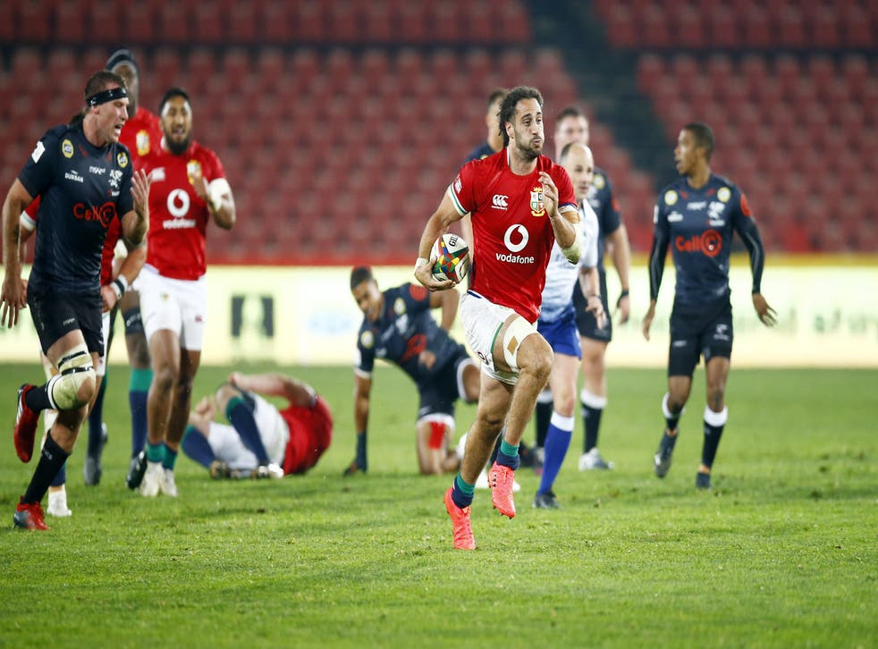 <p>The Lions dismantled the Sharks on Wednesday and are now going to play them for a second time</p>