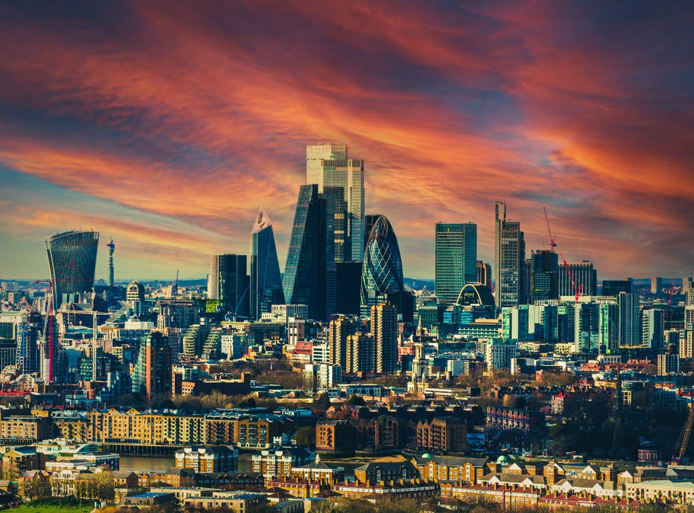 <p>This is a story about London's future as a financial centre</p>