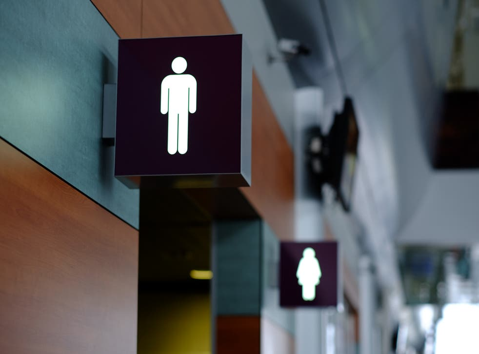 <p>Anti-transgender activists have allegedly previously targeted women's facilities to make their argument</p>
