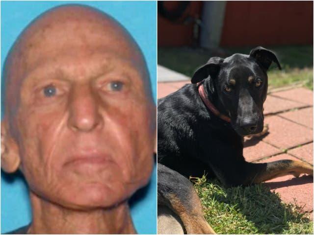 <p>John Stewart, de 70 años, fue encontrado muerto en un estanque con su perro Rico todavía esperando cerca.</p>