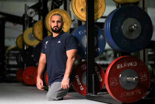 Powerlifter Ali Jawad has overcome serious illness to qualify for Tokyo 2020