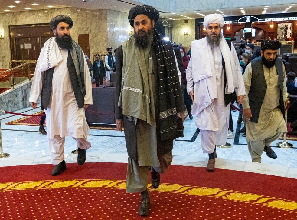 Russia Afghanistan Taliban