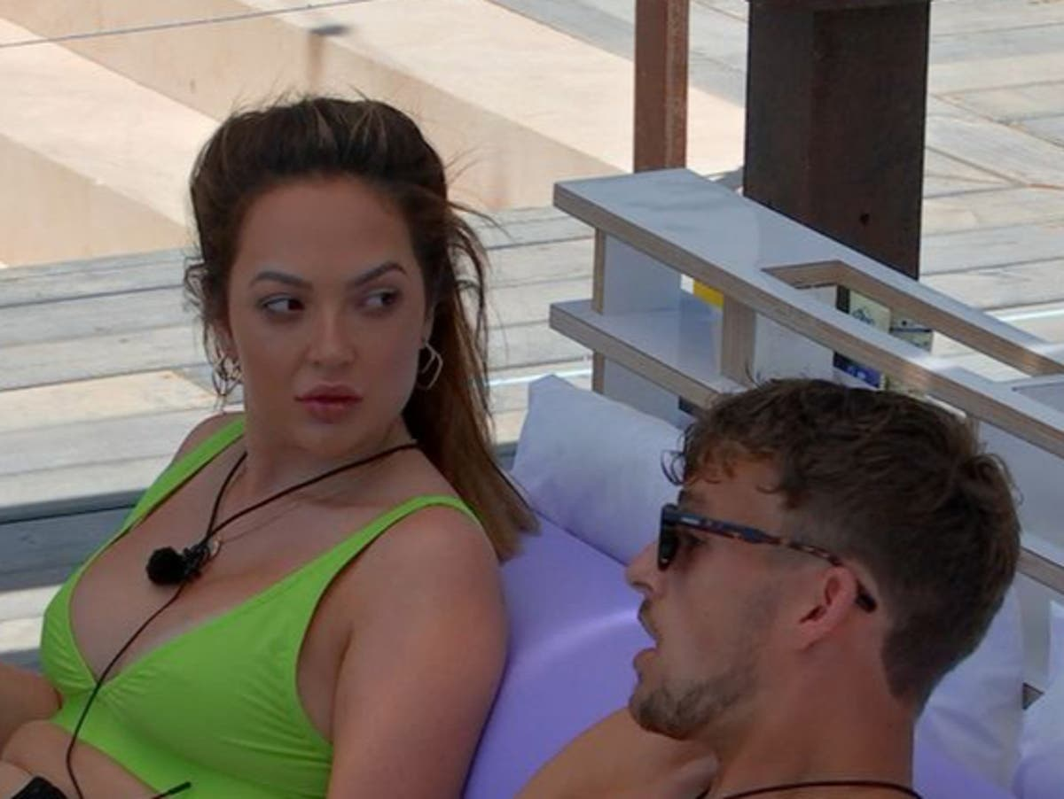 Love Island viewers left confused after noticing odd contestant behavior