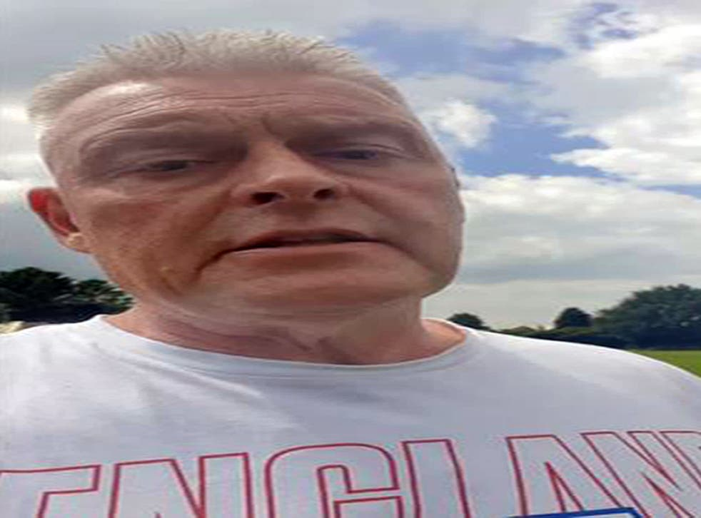 <p>Tory MP Lee Anderson will boycott England's clash against Italy at Wembley on Sunday</p>